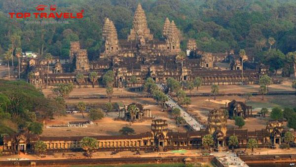 Du lịch Phnom Penh Campuchia trong 2 ngày