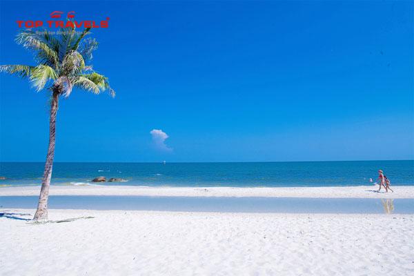 Du lịch Thái Lan khám phá bãi biển Hua Hin