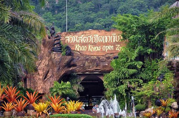Du Lịch Thái Lan : Khám Phá Bangkok - Pattaya - Safarikhau Kheow 5 ngày 4 đêm