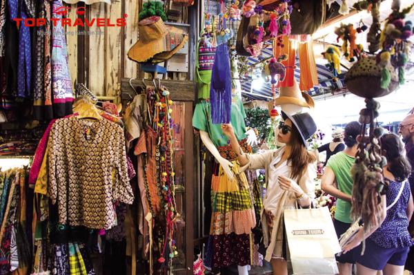 Du lịch Thái Lan theo tour nhưng vẫn tự do
