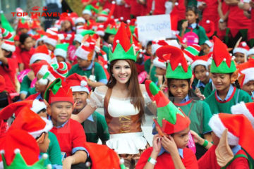 Du lịch Thái Lan vào dịp Noel