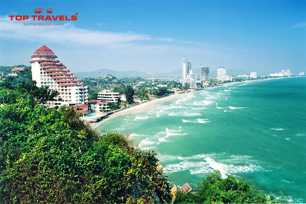 Hua Hin thiên đường nghỉ dưỡng của du lịch Thái Lan