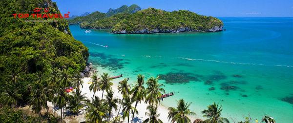 Đến thăm đảo thiên đường Koh Samui ở Thái Lan