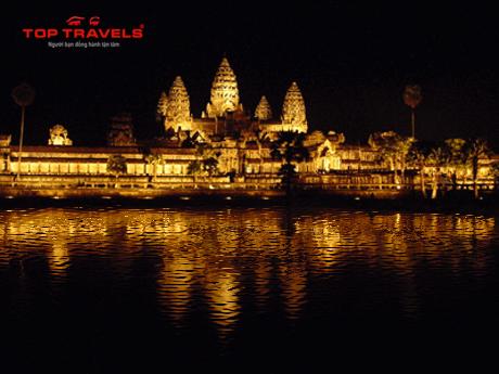 Kinh Nghiệm Du Lịch Khám Phá Angkor Wat