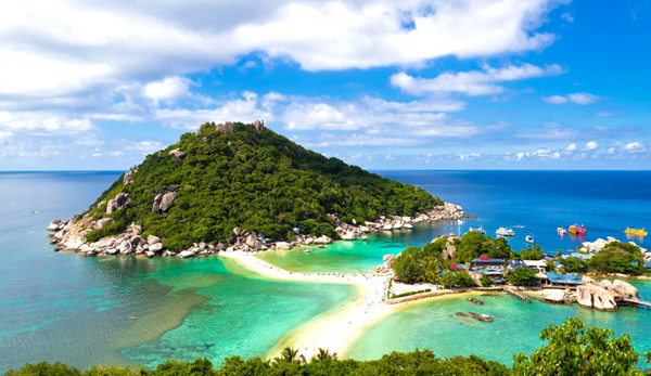 Koh Tao Tại Thái Lan (Đảo Rùa)