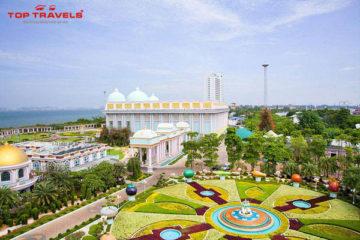 Lâu đài tỉ phú Baan Sukhawadee ở Pataya