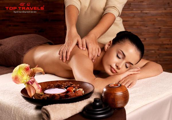 Massage cổ truyền Thái Lan
