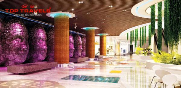 Nagaworld - Casino lớn nhất Campuchia