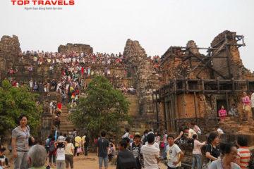 Đền Phnom Bakheng Tại Campuchia
