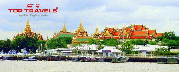 11 Địa Điểm Du Lịch Tại Bangkor Thái Lan