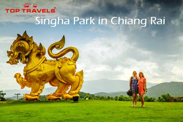 Singha Park Công Viên Nông Trại