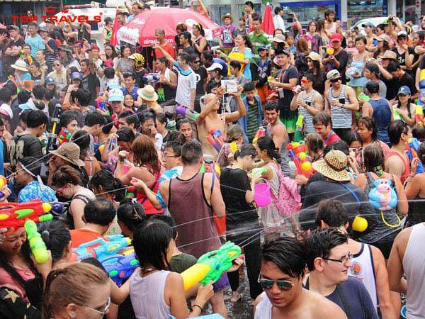 Tất cả những lễ hội ở Thái Lan