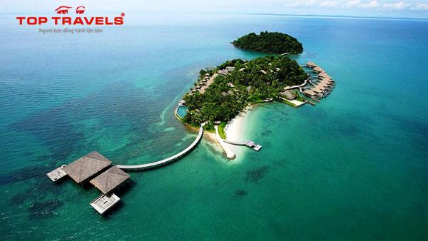 Thiên đường Koh Rong Samloem