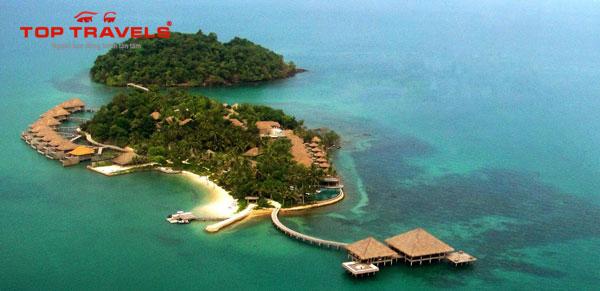 Top 10 khách sạn tốt nhất Campuchia