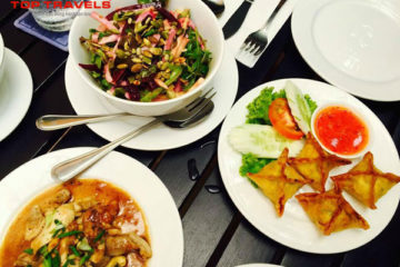 Top 10 nhà hàng nổi tiếng ở Campuchia