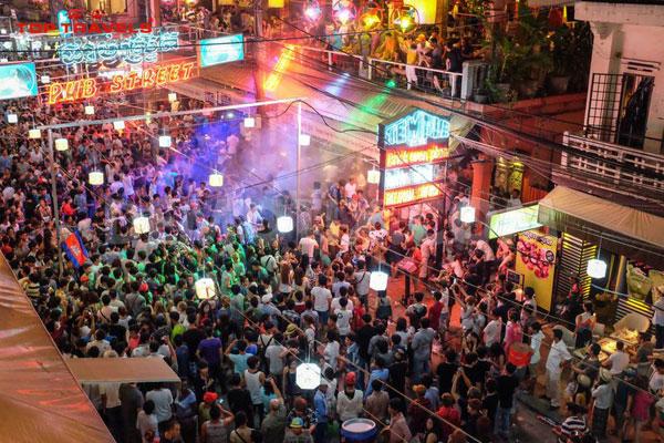 Tour Du Lịch Campuchia Dịp Noel