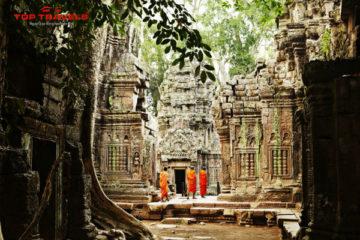 Tour Du Lịch Campuchia Tháng 7