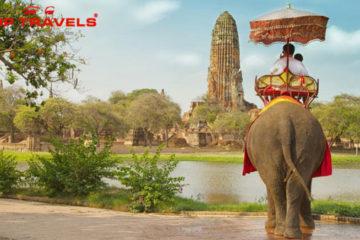 Tour du lịch Thái Lan 30 tháng 4 : Thái Lan 5 ngày 4 đêm