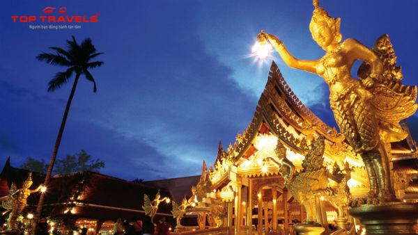 Tour Du Lịch Thái Lan 6 Ngày 5 Đêm Tháng 8
