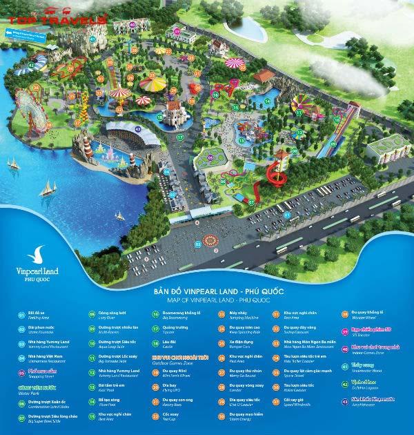 Tour Vinpearl Land Phú Quốc Resort 5 Sao 3 Ngày 2 Đêm