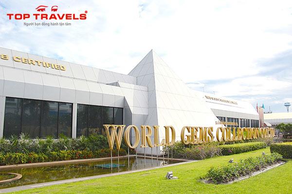 Trung tâm vàng bạc đá quý Thái Lan