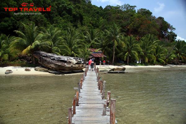 Vườn quốc gia Preah Sihanouk Ville