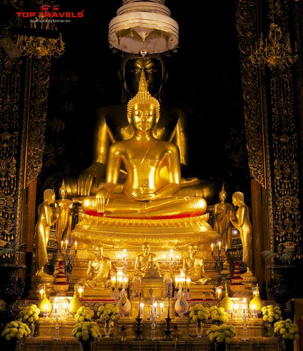Wat Bowonniwet Ở Thái Lan