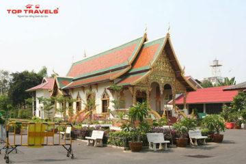 Wat Chiang Man Tại Thái Lan