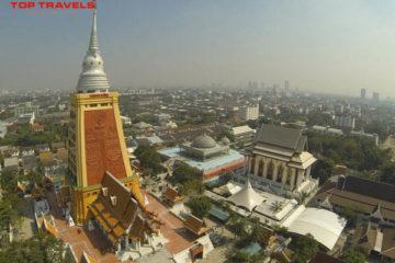 Wat Dhammongkol Tại Thái Lan
