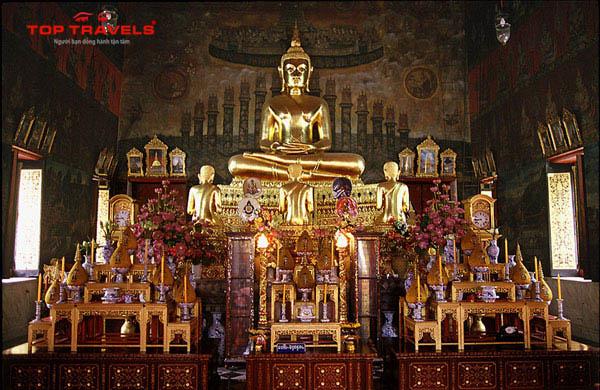 Wat Rakang Tại Thái Lan