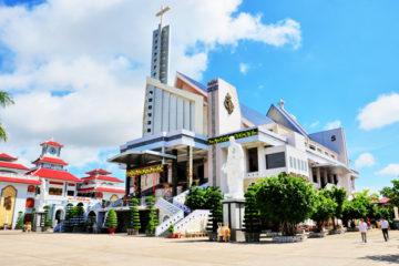Tour Cha Diệp Mẹ Nam Hải Top Travels