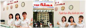 Công ty du lịch Top Travels