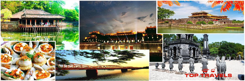 Tour Huế 2 ngày 1 đêm Top Travels
