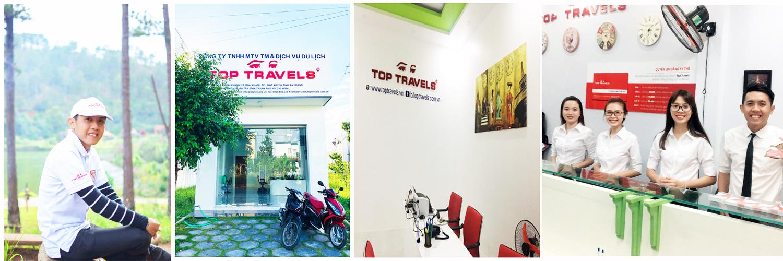 Top Travels - Văn phòng An Giang