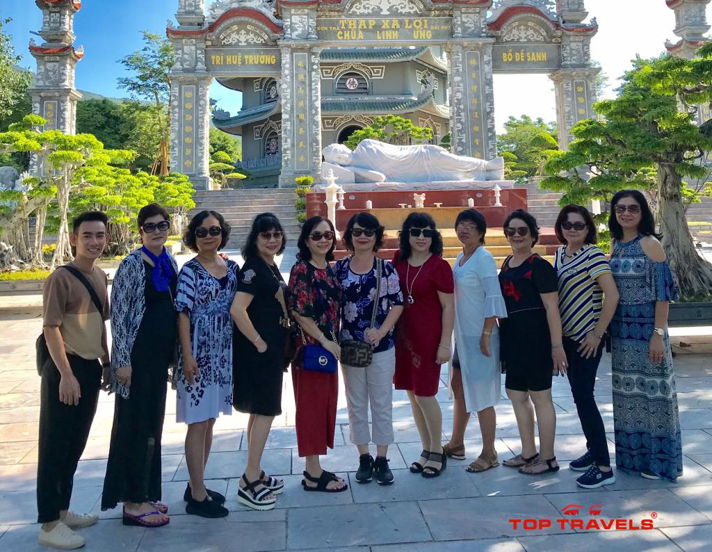 Tour Đà Nẵng Top Travels