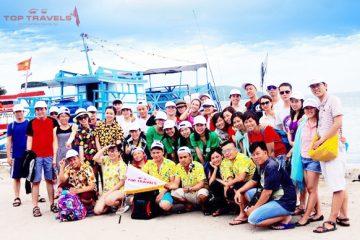 Tour du lịch Nam Du Top Travels
