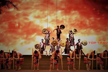 Show diễn quyến rũ tại Đà Nẵng