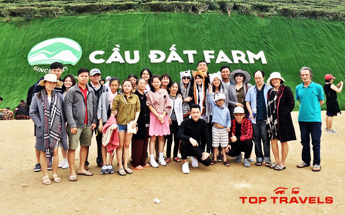 Tour Đà Lạt Top Travels
