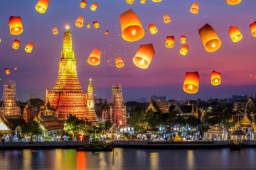 Tour Thai Lan Top Travels