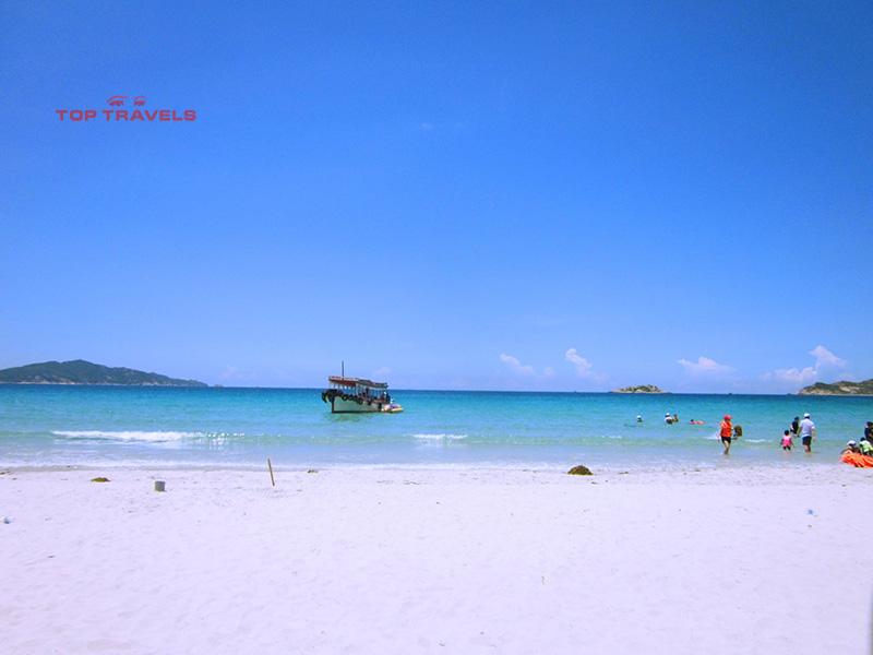 Bãi kinh đảo Bình Hưng