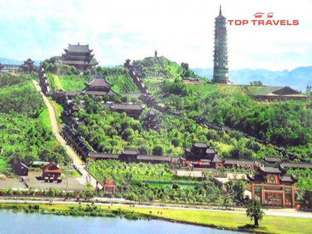 Tham quan chùa Bái Đính